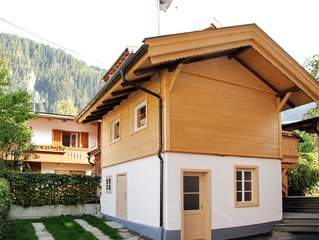 Vacation home Haus Wegscheider  in Mayrhofen, Zillertal - 2 persons, 1 bedroom