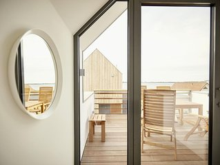 Beachresort mit Meerblick: The Villas Fehmarn - Azure I