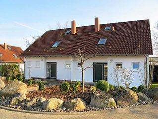 Vacation home Ferienanlage Losentitz  in Zudar - Losentitz, Isle of Rügen - 8 p