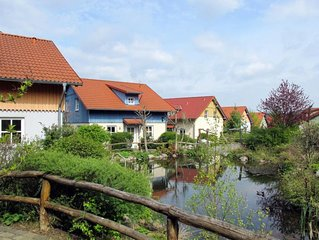Vacation home Hasseroder Ferienpark  in Wernigerode, Harz / Thuringia - 6 perso