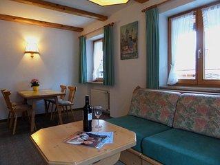 (2) Zwei-Raum-Ferienwohnung 45qm, Dusche/WC, Extra-Schlafzimmer, Kuche, Balkon