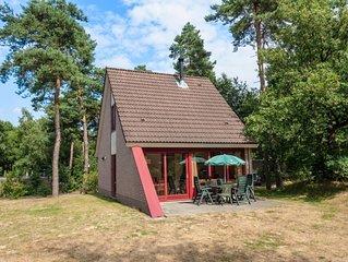 Komfort 6-Personen-Ferienhaus im Ferienpark Landal De Vers - am Wasser/Freizeits
