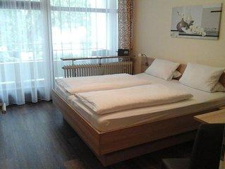 Appartement III | 22qm großes gemütliches Appartement in Parknähe für 1-2 Person