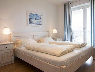 SP11 - Exklusive Wohnung mit Panorama Meerblick und jeglichem Komfort für bis zu