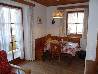 Ferienwohnung Watzmann, 1 bis 2 Personen, 35 qm