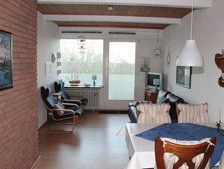 Ferienwohnung L407  für 2-4 Personen an der Ostsee