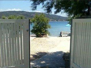 Ferienhaus Ivica1  - Sevid, Riviera Trogir, Kroatien