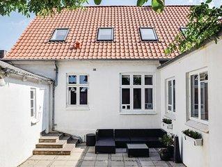 6 Zimmer Unterkunft in Rudkøbing