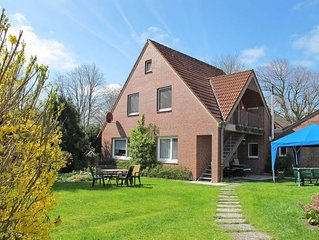 Apartment in Wangerland - Wiarden, North Sea: Lower Saxony - 4 persons, 2 bedro