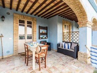 Ferienwohnung Vasto für 4 Personen mit 2 Schlafzimmern - Historisches Gebäude