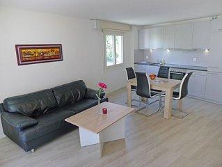 Ferienwohnung BHMS City Campus in Luzern - 4 Personen, 2 Schlafzimmer