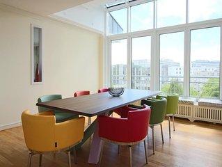 Ferienwohnung Düsseldorf für 6 - 8 Personen mit 3 Schlafzimmern - Ferienwohnung