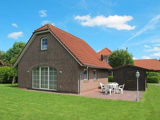 Vacation home Friesenhaus Sielblick  in Ditzum, North Sea: Lower Saxony - 4 per