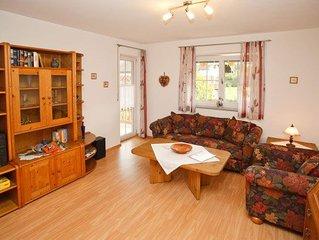 Ferienwohnung (65qm), Nichtraucher, Balkon, Kuche extra, 2 Schlafzimmer und 1 Wo
