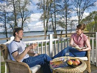 Vacation home Schlosspark Bad Saarow  in Bad Saarow, Lake district Brandenburg