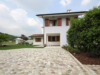 Vacation home Villa Stelis  in Sequals (PN), Friuli - 7 persons, 3 bedrooms