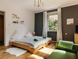 Einladendes SeeGlück in Konstanz, Gemütliches Zimmer