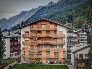 Ferienwohnung Zermatt fur 1 - 8 Personen mit 4 Schlafzimmern - Ferienwohnung