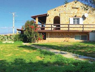 4 Zimmer Unterkunft in Alepochori