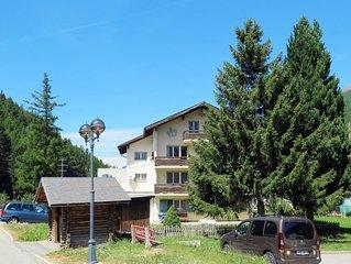 Ferienwohnung Santa Lucia (SGD120) in Saas-Grund - 6 Personen, 3 Schlafzimmer