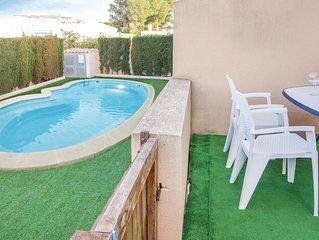 3 Zimmer Unterkunft in Cartagena
