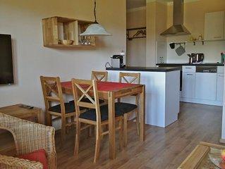 Gemutlich eingerichtetes Appartement (47 m2) mit Balkon