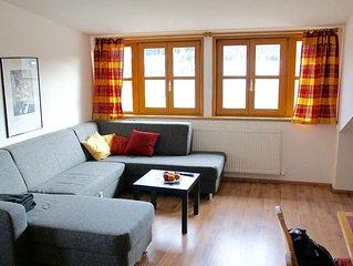 FeWo 'Falkenstein' (60 m2) mit zwei Schlafzimmern und Balkon