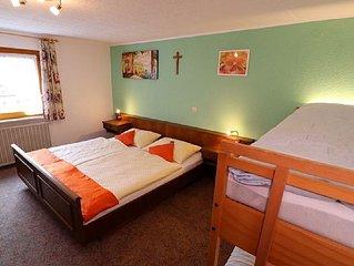 Ferienwohnung 3 mit 85qm, 2 Schlafzimmer für max. 6 Personen
