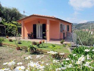 Vacation home Casa dei Nonni  in Imperia, Liguria: Riviera Ponente - 4 persons,