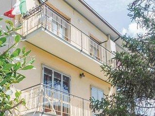 1 Zimmer Unterkunft in Castagneto Carducci