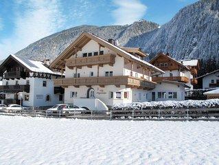 Apartment Haus Wegscheider  in Mayrhofen, Zillertal - 4 persons, 1 bedroom