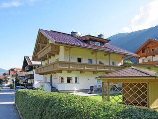 Apartment Haus Wegscheider  in Mayrhofen, Zillertal - 4 persons, 1 bedroom