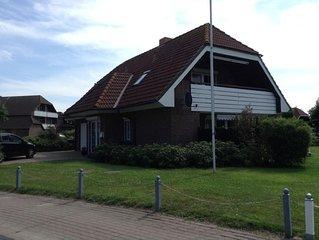 Ferienwohnung Friedrichskoog fur 5 - 7 Personen mit 3 Schlafzimmern - Ferienwohn