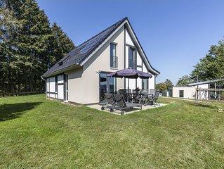Luxus 8-Personen-Ferienhaus im Ferienpark Landal Mont Royal - in den Bergen/Huge