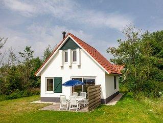 4-Personen-Ferienhaus im Ferienpark Landal Natuurdorp Suyderoogh - am Wasser/Fre