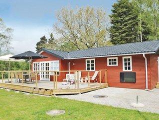 5 Zimmer Unterkunft in Højslev