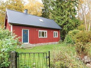 1 Zimmer Unterkunft in Sölvesborg