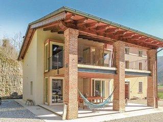 2 Zimmer Unterkunft in Arcugnano