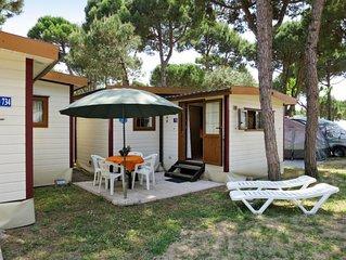 Ferienwohnung Camping Village Cavallino  in Cavallino, Adria - 5 Personen, 2 Sch