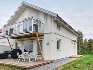 4 Zimmer Unterkunft in Stromstad