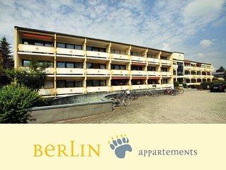 Appartement II, III | Ferienunterkunft (25-26m2) mit Kleinküche