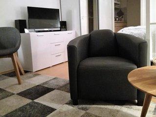 Appartement IV | gemütlich eingerichtetes Appartement (29-30m2)