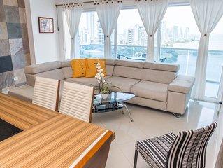 Apartamento 1302 - Edificio poseidon del Caribe - UNIK CARTAGENA