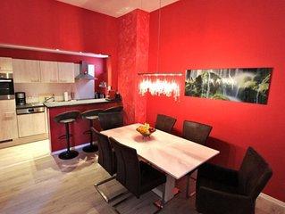 Ferienwohnung Bremen fur 4 - 14 Personen mit 3 Schlafzimmern - Ferienwohnung