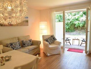 Sehr schöne und modern eingerichtete Ferienwohnung in zentraler Lage, alles auf