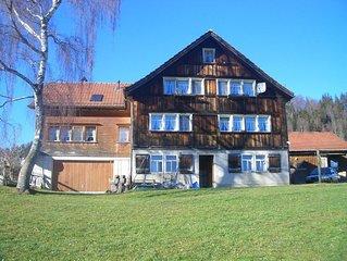 Ferienwohnung Appenzell für 4 Personen mit 2 Schlafzimmern - Ferienwohnung in Ba