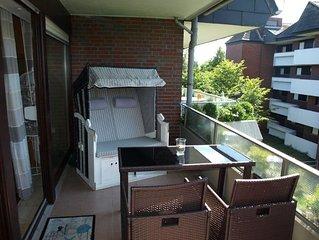 Ferienwohnung/App. für 4 Gäste mit 54m² in Butjadingen (115241)