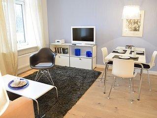 Sehr modern und exklusiv ausgestatte 2-Zimmer-Wohnung Ferienwohnung (Weesterlön)