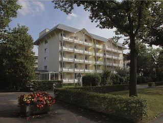 Appartement nahe Ortszentrum in ruhiger Lage