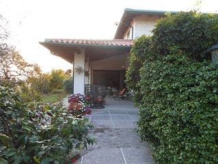 Deliziosa Villa sui Colli con piscina e vista panoramica